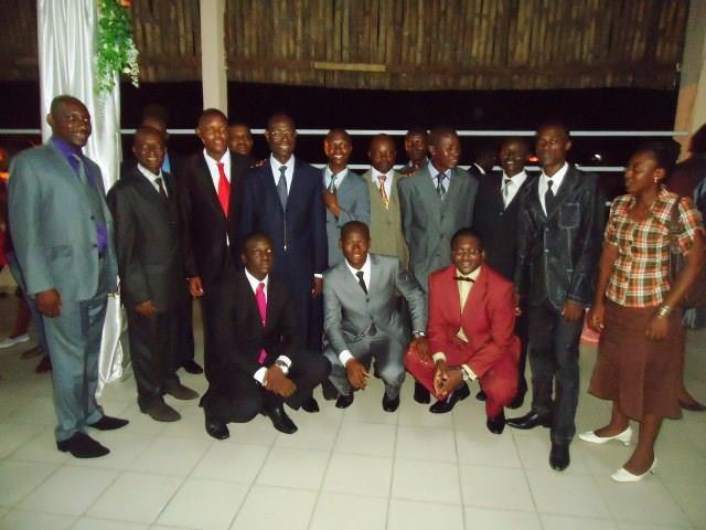 The Team...